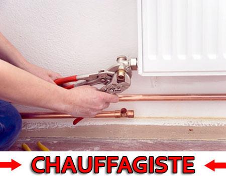 Fuite Chaudiere Bruyères le Châtel 91680