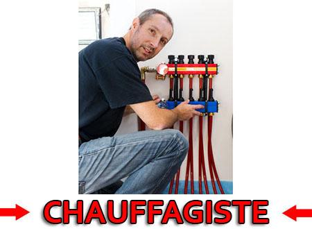 Fuite Chaudiere Rupéreux 77560