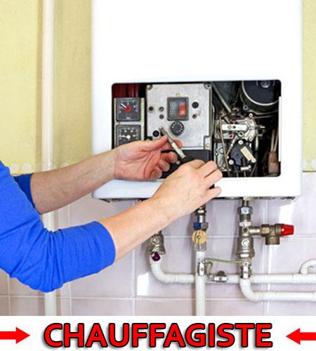 Fuite Chaudiere Trie Château 60590