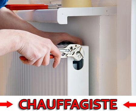 Fuite Chaudiere Villers sur Trie 60590