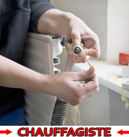 Panne Chaudiere Bennecourt 78270