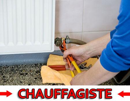 Panne Chaudiere Bonneuil en Valois 60123
