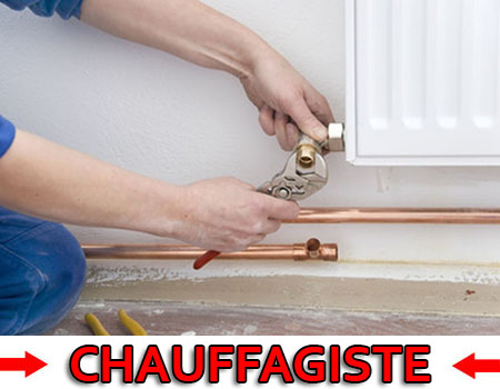Panne Chaudiere Iverny 77165