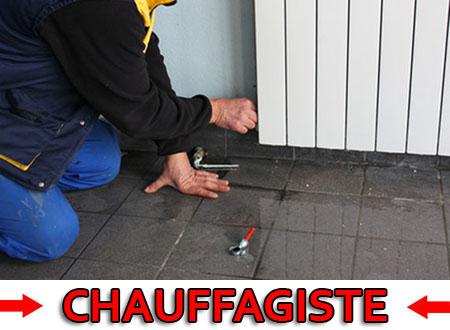 Panne Chaudiere Le Perchay 95450