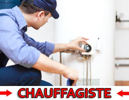 Panne Chaudiere Le Vaumain 60590