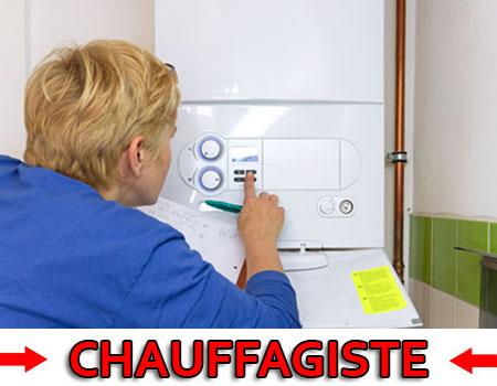 Panne Chaudiere Puiseux en France 95380