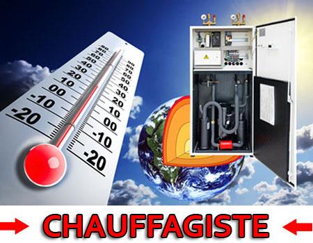Panne Chaudiere Saint Vaast lès Mello 60660