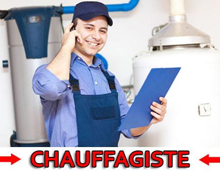 Panne Chaudiere Thiers sur Thève 60520