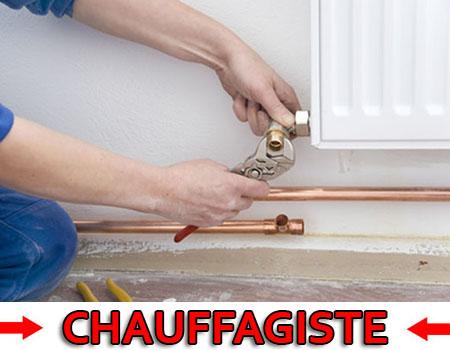 Panne Chaudiere Thury en Valois 60890